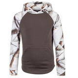 Camo Hoodie - Lined hoodie.