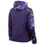 Fleece Hoodie - Lined hoodie.