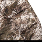 Rear view: Tarnen® bib overalls - Adjustable elastic shoulder straps