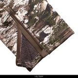 Tarnen® Hunting Windproof Soft Shell Pants - Leg Zipper.