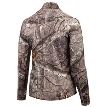 Ladies Mid Weight Terry Knit ¼ Zip Hunting Pullover (Hidd'n®)