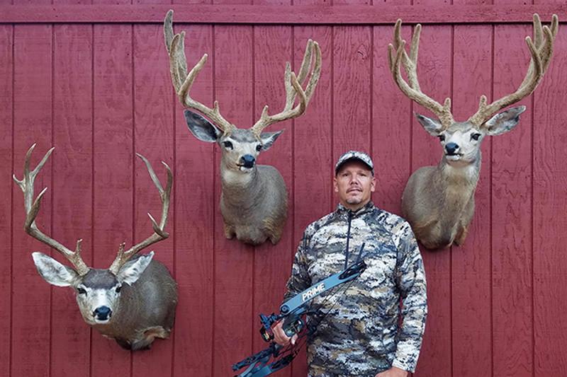 Strike Early for Mule Deer Success