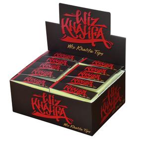 RAW x Wiz Khalifa Perforated Rolling Tips (Display)