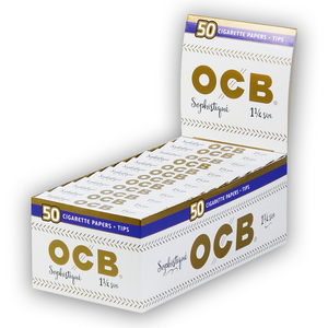 OCB Sophistique 1¼ Rolling Papers (Display)