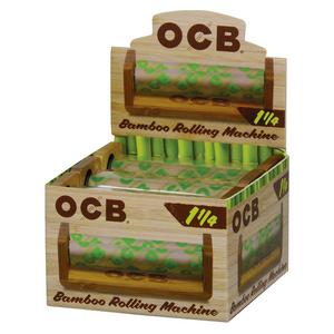 OCB Bamboo Roller Rolling Machine (Display) - 1¼