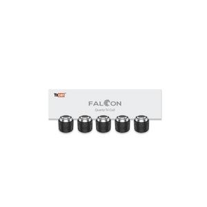 Yocan Falcon Replacement Coils (5 Pack) - Quartz Tri Coil