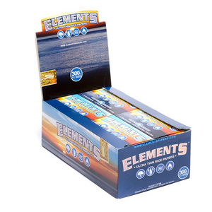 Elements 300x 1¼ Rolling Papers (Display)