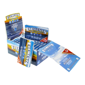 Elements Artesano Rolling Papers (Display) - 1¼