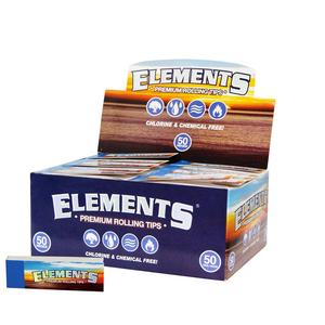 Elements Premium Rolling Tips (Display)
