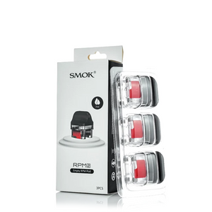 SMOK RPM 2 / RPM 2S Empty RPM Pod (3 Pack)