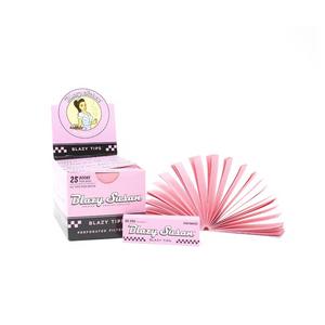 Blazy Susan Pink Filter Rolling Tips (Display)