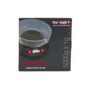Truweigh Vortex Digital Bowl Scale (Single Unit) - 5000g
