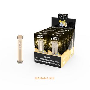 2027 Lips Disposable Vape (Display) - Banana Ice
