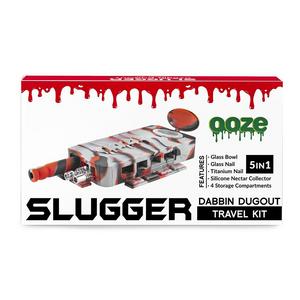 Ooze Slugger Dabbin Dugout Travel Kit (Single Unit) - After Midnight