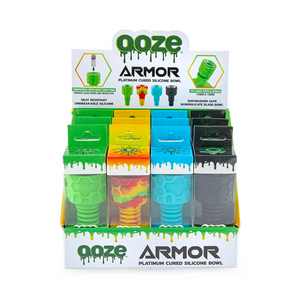 Ooze Armor Silicone Bowl (Display)