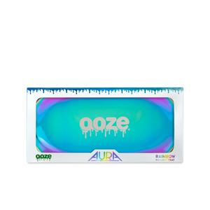 Ooze Aura Rainbow Rolling Tray (Single Unit) - Small