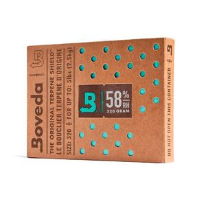 Boveda Size 320 Humidity Control Storage (Single Unit) - 58% RH