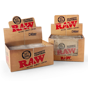 RAW x Integra 57% Humidity Control Pack (Display) - 8 Gram / 67 Gram