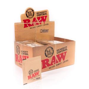RAW x Integra 62% Humidity Control Pack (Display) - 8 Gram