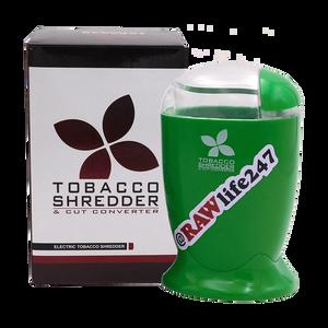RAW Desktop Electric Tobacco Shredder (Single Unit)