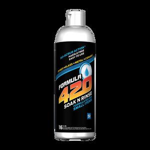 Formula 420 Soak N Rinse Cleaner S1 16oz (Single Unit)