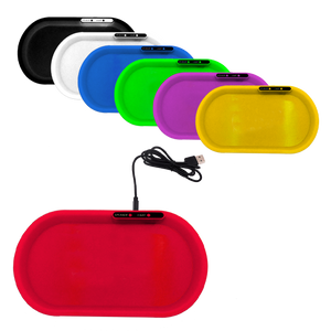Glow Tray LED Rolling Tray 7 Color (Single unit)