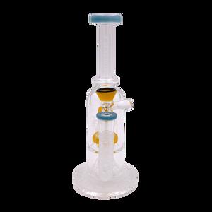 "Lookah (C33B) Tataoo Alchemy 9"" Glass Water Pipe (Single Unit)"