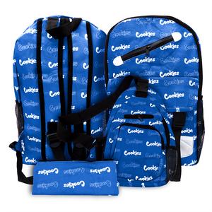 CK Design Backpack Bag Set (Single Unit) - Blue