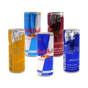 Red Bull Energy Drink 8.4oz Can Safe Can (Assorted Designs)(Single Unit)