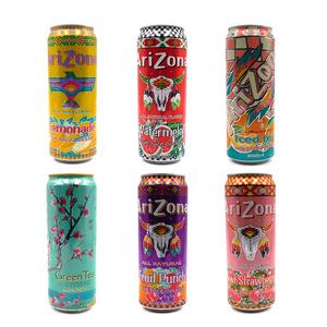 Arizona Tea 23oz Can Safe Can (Assorted Designs)(Single Unit)