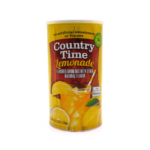 Country Time 5lb Safe Can (Assorted Designs)(Single Unit)