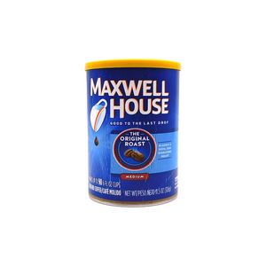 Maxwell House 11.5oz Safe Can (Assorted Designs)(Single Unit)