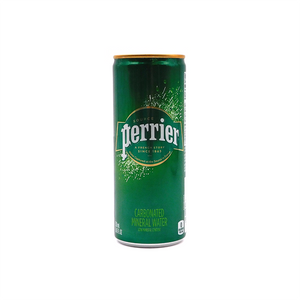 Perrier Water 8.45oz Safe Can (Assorted Designs)(Single Unit)