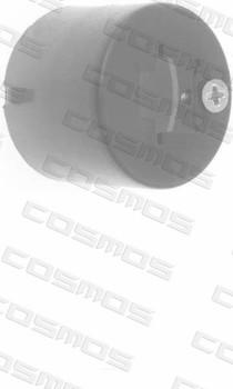 Chrome Kit  for  Delco 10 Si Alternator  404-12006 Fan Pulley Housings
