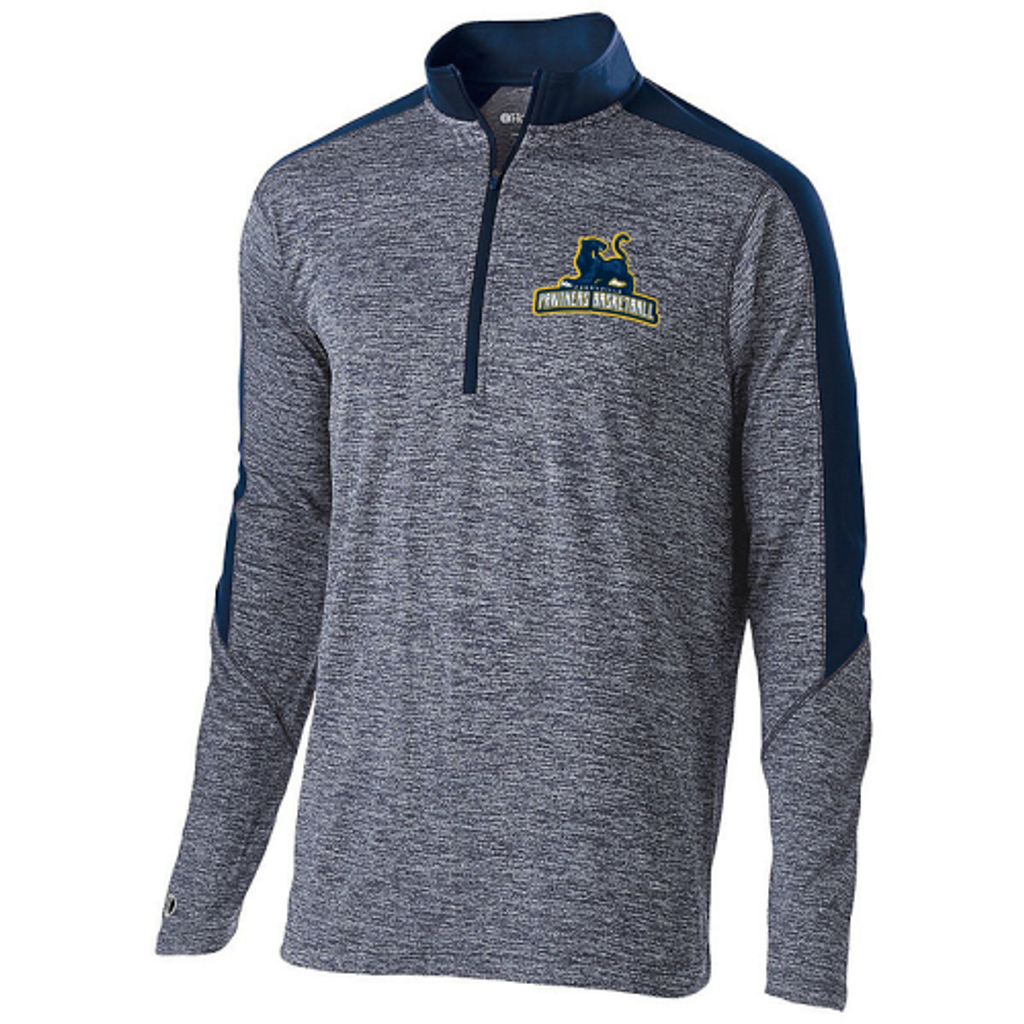 Perryville Basketball 1/2-Zip Pullover