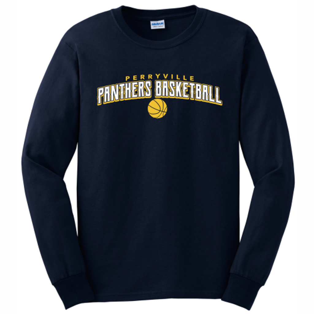 Perryville Basketball Tee
