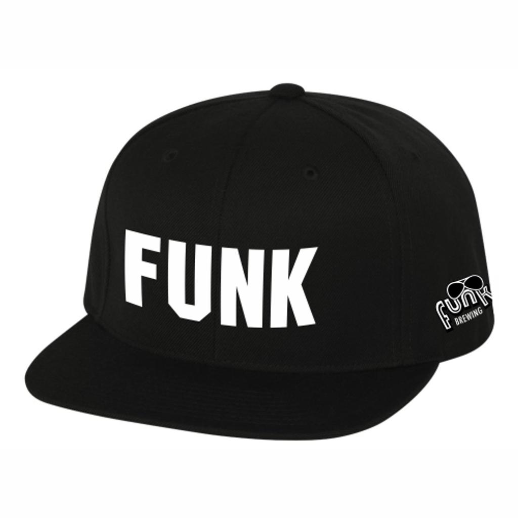 "Funk Brewing ""Bro"" Hat, Black"