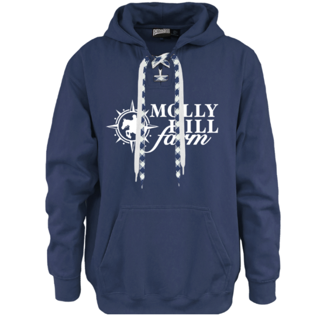 Molly Hill Farm Laced Hoodie
