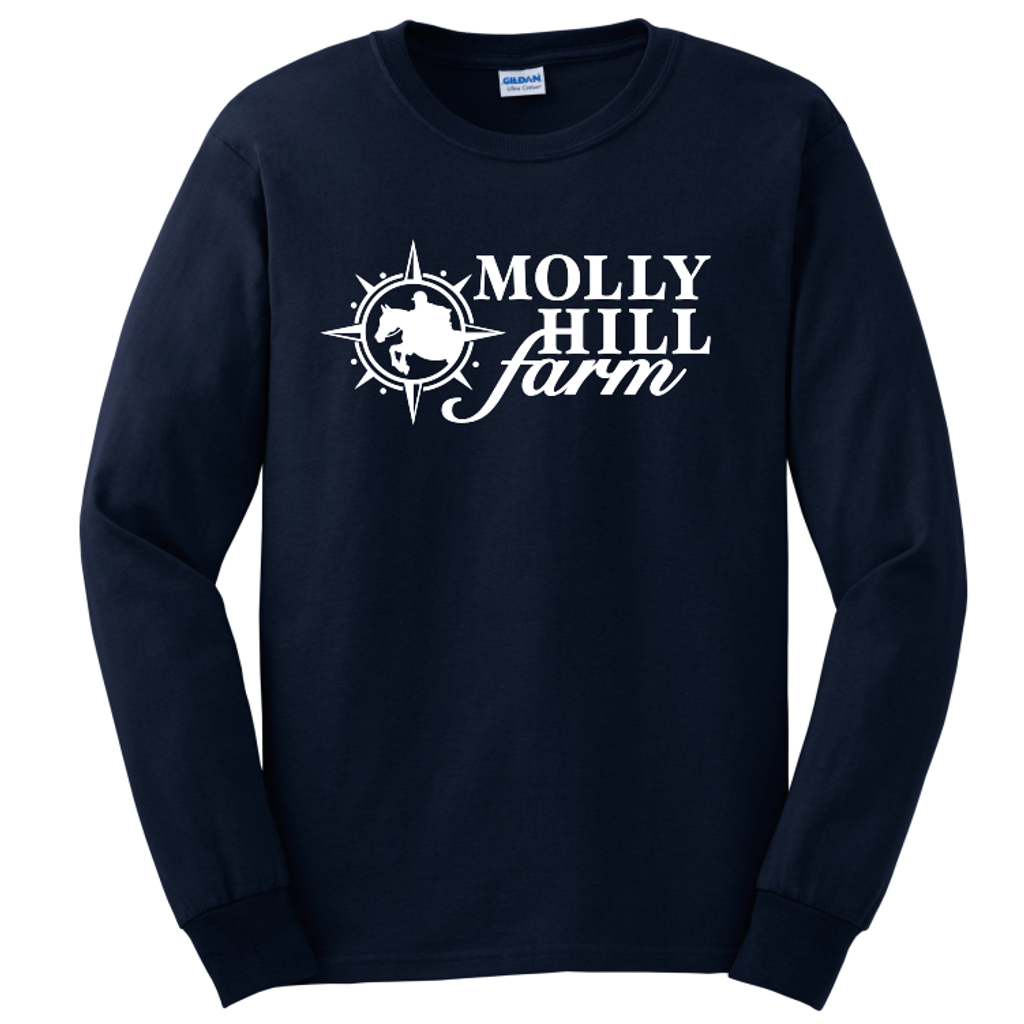 Molly Hill Farm Long Sleeve T-Shirt