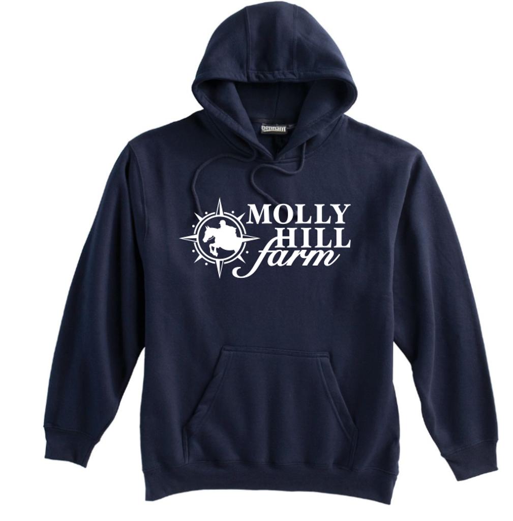 Molly Hill Farm Cotton Hoodie