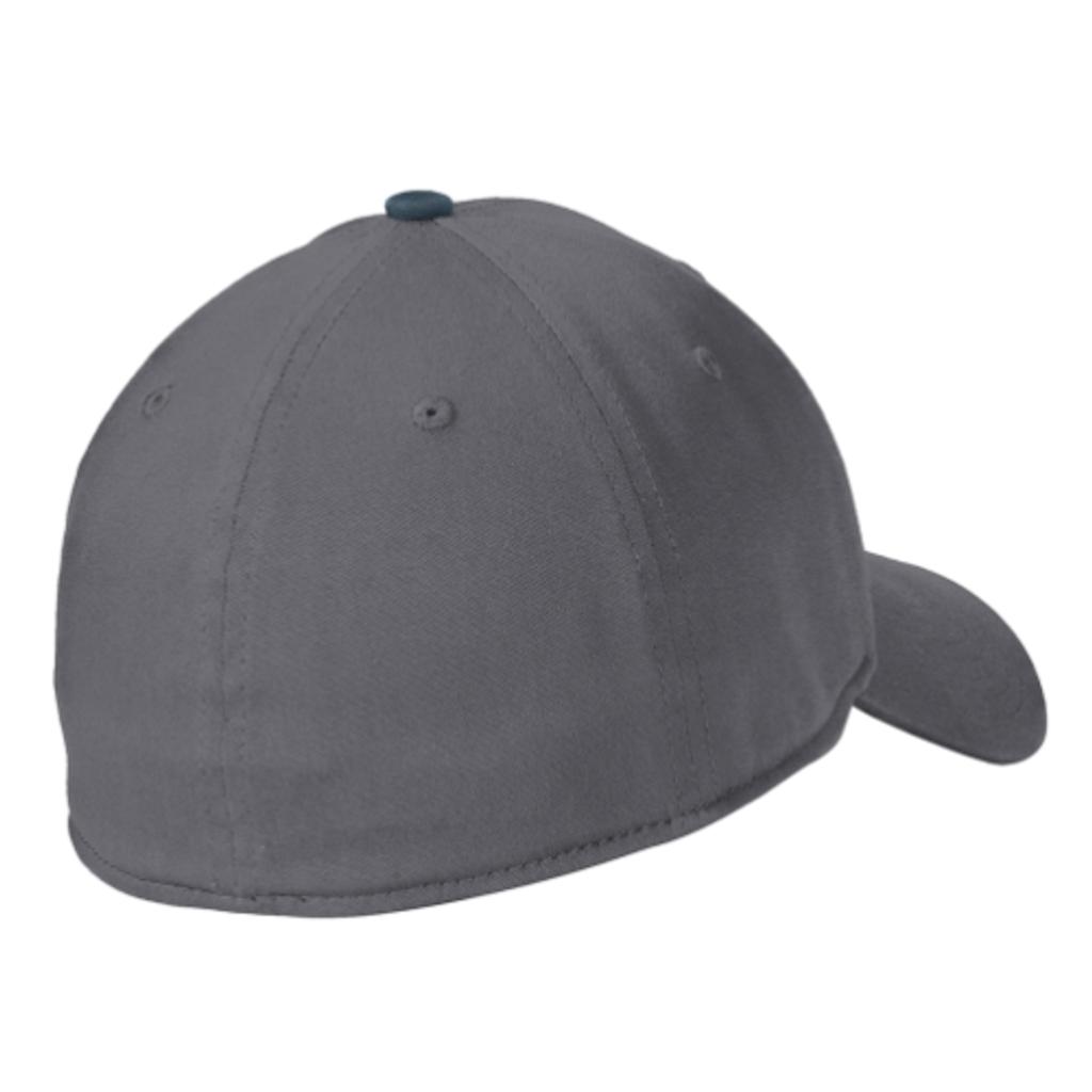 Mavericks Wrestling FlexFit Hat, Graphite/Navy