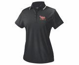 Rebels FH Performance Polo, Black