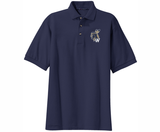 RB Walter Heavyweight Cotton Pique Polo