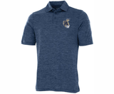 RB Walter Space-Dye Performance Polo