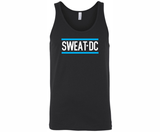 Sweat DC Cotton Tank, Black