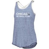 Chicago Netball Criss-Cross Tank