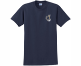 RB Walter Cotton Tee, Navy