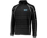 Sweat DC Poly Fleece Full-Zip Jacket, Black