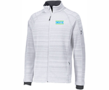 Sweat DC Poly Fleece Full-Zip Jacket, White