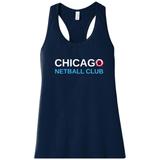 Chicago Netball Racerback Tank